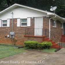 """Rental info for 1861 W. Taylor Avenue """"B"""" - W Taylor Ave in the East Point area"""