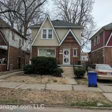 Rental info for 16242 Cheyenne in the Detroit area