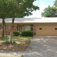 Rental info for 4209 51st St. in the 79413 area