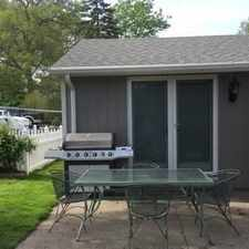 Rental info for House For Rent In North Kingstown.