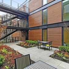 Rental info for 1 Bedroom Apartment In Quiet Building - Seattle in the Madison Park area