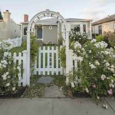 Rental info for $6300 3 bedroom House in West Los Angeles Culver City in the Marina del Rey area