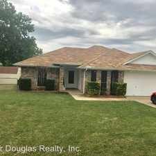 Rental info for 901 Herby Del Trail