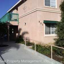 Rental info for 521-523 W. Ocean Ave. in the Lompoc area
