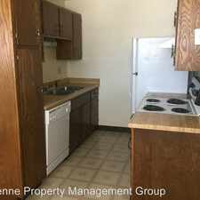Rental info for 4417 Parkview Drive - Unit 2 in the Cheyenne area