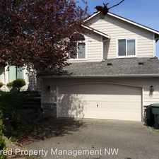 Rental info for 1325 56th St SW