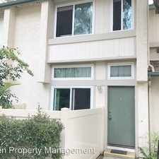 Rental info for 8763 Gilman Dr. Unit C in the La Jolla Village area