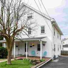 Rental info for 2510 Chestnut Ave Four BR, Beautiful, twin home with upgrades