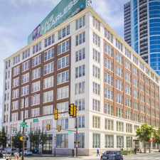 Rental info for 2121 Market St in the Center City West area