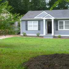Rental info for Renovated From Ground Up - Granite, Stainless. ... in the East Atlanta area