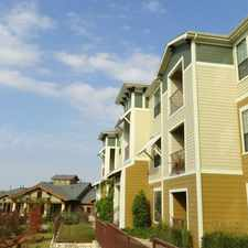 Rental info for Settlement Apartments in the Kyle area