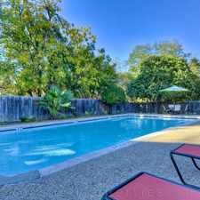 Rental info for Hillside Place in the Austin area