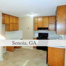 Rental info for BEAUTIFUL 3 Bedroom/3 Bath In Senoia.
