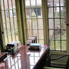 Rental info for Baltimore Luxurious 4 + 2 in the Roland Park area