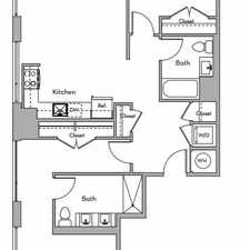 Rental info for $7980 2 bedroom Apartment in Capitol Hill in the Washington D.C. area