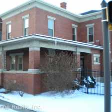 Rental info for 439 E. Wayne St. #5 in the Fort Wayne area