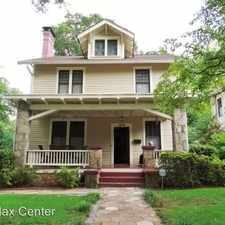 Rental info for 1279 Mclendon Ave Ne in the Candler Park area