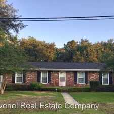 Rental info for 1341 White Drive
