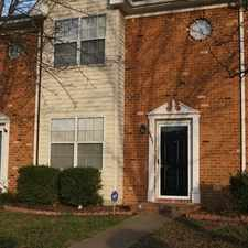 Rental info for 4427 RIVERMILL COURT