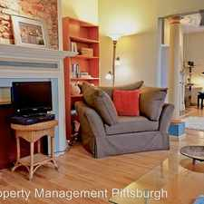 Rental info for 4014 Foster St Apt A in the Lower Lawrenceville area