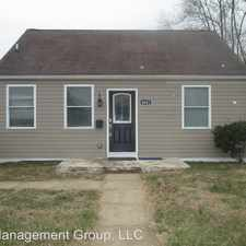 Rental info for 6921 Sollers Point Road in the Dundalk area
