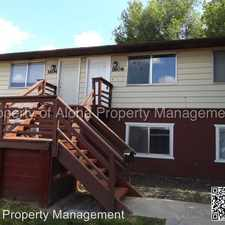 Rental info for 1604 5th St N
