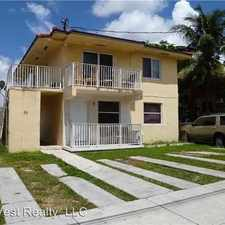 Rental info for 36 NW 17 CT #1 in the Little Havana area