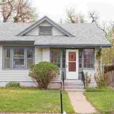 Rental info for 2813 Bent Ave Cheyenne Three BR, This is a charming home in an in the Cheyenne area