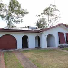 Rental info for GREAT LOCATION, GREAT FAMILY HOME in the Capalaba area
