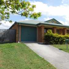 Rental info for UNDER APPLICATION in the Brisbane area