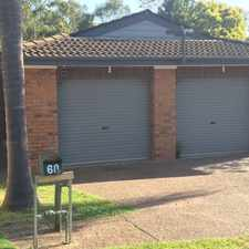 Rental info for Application Approved! Brick Home with Double Garage.