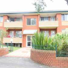 Rental info for SPACIOUS 1 BEDROOM UNIT LOCATED IN PRIME LOCATION in the Lakemba area