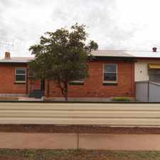 Rental info for Close to schools and shopping in the Whyalla area