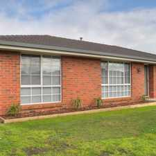 Rental info for 3 BRM / Space for 4 cars in North Warrnambool