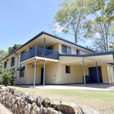 Rental info for :: SPACIOUS DOUBLE STOREY TOWNHOUSE in the Gladstone area