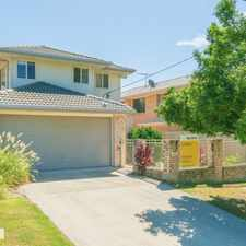 Rental info for Large family home in great location. in the Brisbane area