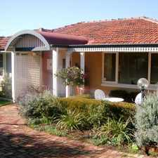 Rental info for CHARMING COUNTRY COTTAGE in the Beaconsfield area