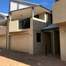 Rental info for MANDURAH in the Perth area