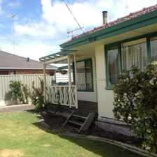 Rental info for OLDER STYLE HOME CLOSE TO THE BEACH