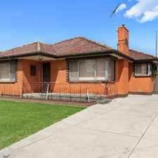 Rental info for Home Sweet Home in the Thomastown area