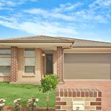Rental info for 4 living areas and 4 bedrooms. in the Sydney area