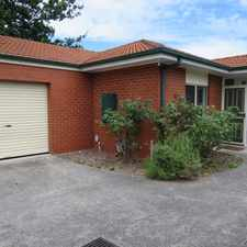 Rental info for MODERN SINGLE LEVEL LIVING in the Oakleigh South area