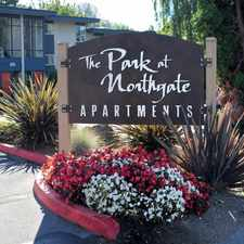 Rental info for Park at Northgate Apartment Homes in the Seattle area
