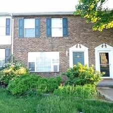 Rental info for 2 Bedroom, 1 1/2 Bathroom Townhome Located In B...