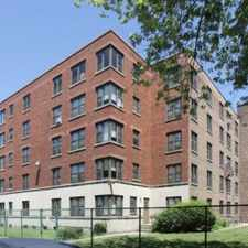 Rental info for 1215 E. Hyde Park Blvd