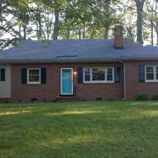 Rental info for Charming Brick Rancher - walk to river! 3 Bedroom FSBO