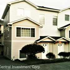 Rental info for 9418 Linden Ave N in the Greenwood area