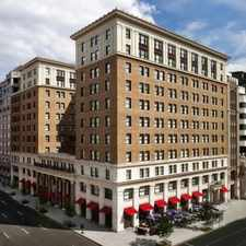 Rental info for Woodward Building in the Downtown-Penn Quarter-Chinatown area