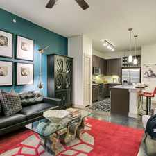 Rental info for Alexan Las Colinas