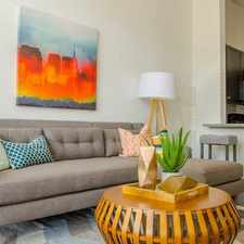 Rental info for The Standard at CityLine in the Dallas area